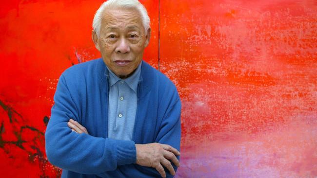 A murit cel mai scump pictor din China