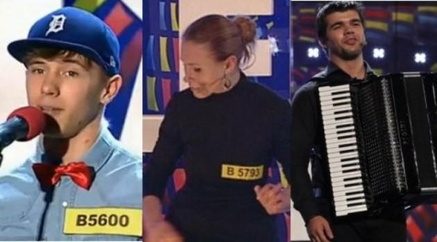 """Moldovenii au ridicat astăzi juriul în picioare la finala """"Românii au talent"""""""