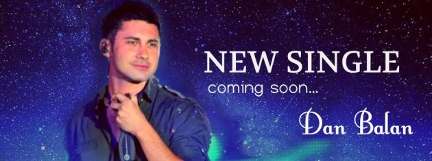 Dan Bălan vine cu un nou single?