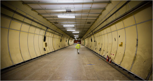 Traversarea tunelului de sub Canalul Mânecii este prea scumpă