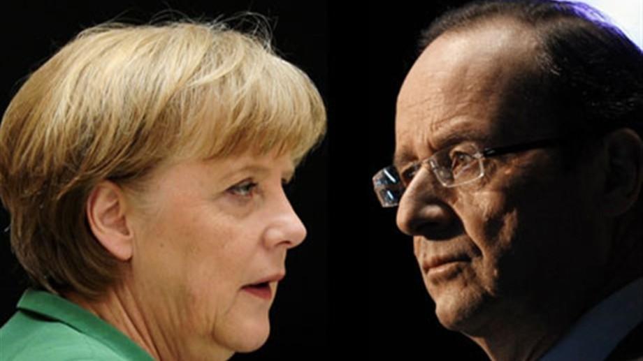 Partidul lui Merkel e nemulțumit de declarația lui Hollande