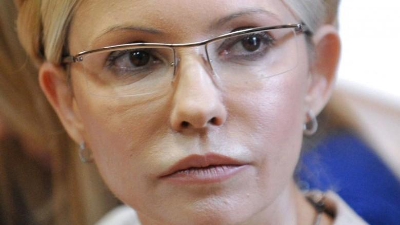 Iulia Timoșenko ar putea fi transferată în Germania