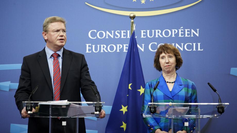 Ashton și Füle despre noul Prim-ministrul al Moldovei