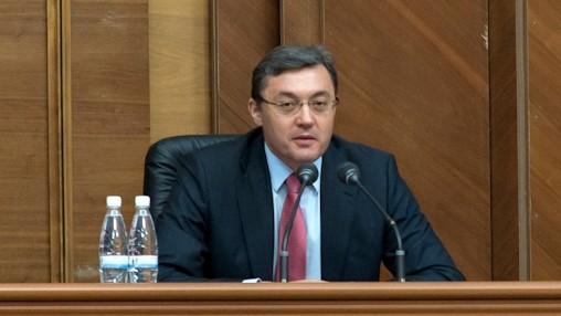 Speakerul, Igor Corman pleacă la Bruxelles
