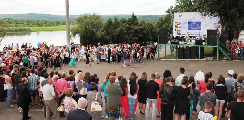 Zilele Europei sărbătorită în orașele Moldovei