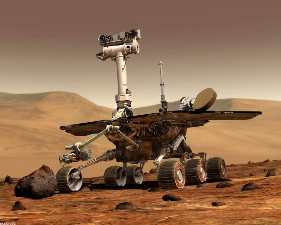 Trimite mesaj pe Marte cu ajutorul NASA!