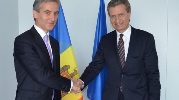 Comisarul European pentru Energie vine în Moldova