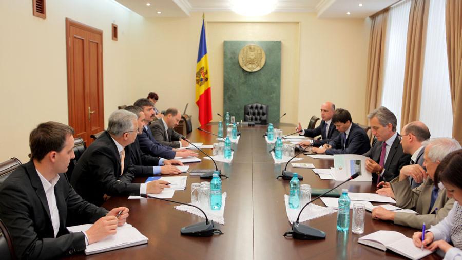 O nouă misiune FMI și-a început activitatea la Chișinău