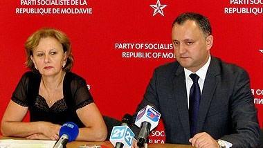 Liderii socialiști  plecați la Moscova