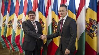Moldova și Ungaria își vor promova reciproc exporturile
