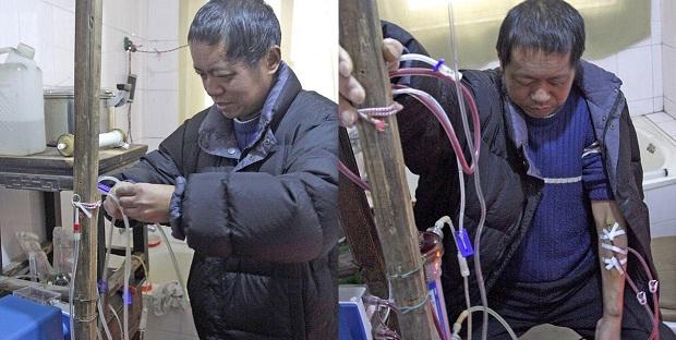 Chinezul și invenția sa. PC: oddee.com