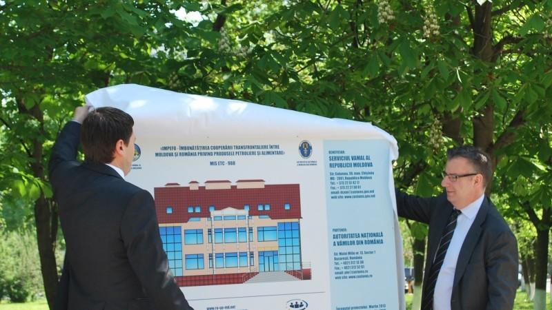 Republica Moldova își va construi propriul laborator vamal