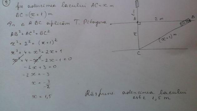 (foto) În timpul examenului testul la matematică a apărut rezolvat pe internet !