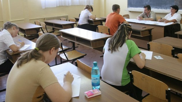 Elevii din ciclul gimnazial susțin azi primul examen