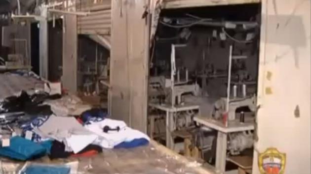 """(VIDEO) Un """"oraş"""" subteran, care adăpostea 260 de imigranţi, descoperit sub Moscova"""