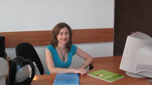 Nadejda Hriptievschi va lupta contra rasismului și intoleranței