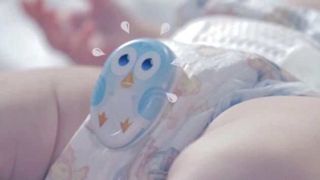 (video) Twitter îți spune când copilul tău a făcut pipi