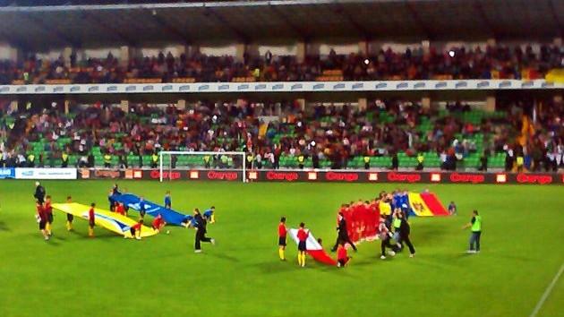 Fotbalul moldovenesc a ajuns la nivelul celui polonez