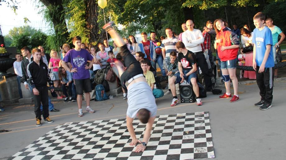 (foto, video) Început de vară cu break dance în capitală
