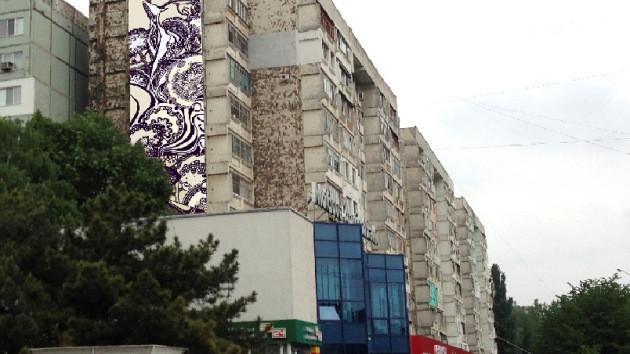 Picturi murale poloneze la Chişinău