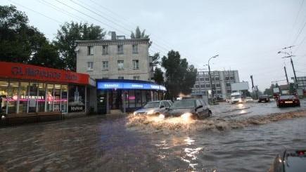(video) Ploaia face ravagii în Capitală