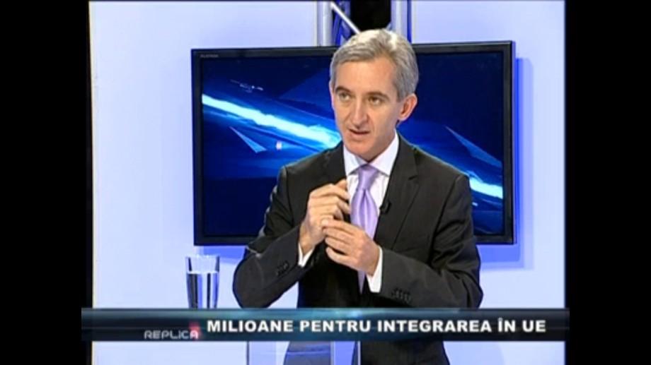 """Iurie Leancă: ,,E în interesul nostru să fim urmăriți de UE"""""""