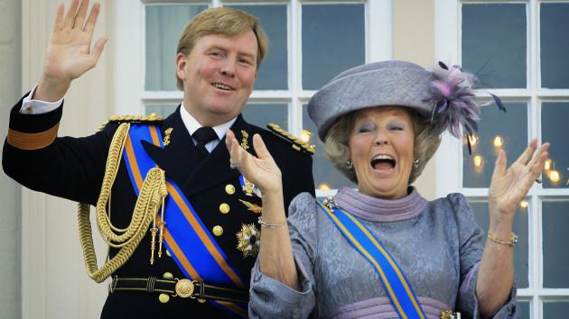 Olanda nu mai are regină