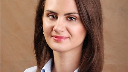 Sabina Cerbu – viceministru la 27 de ani