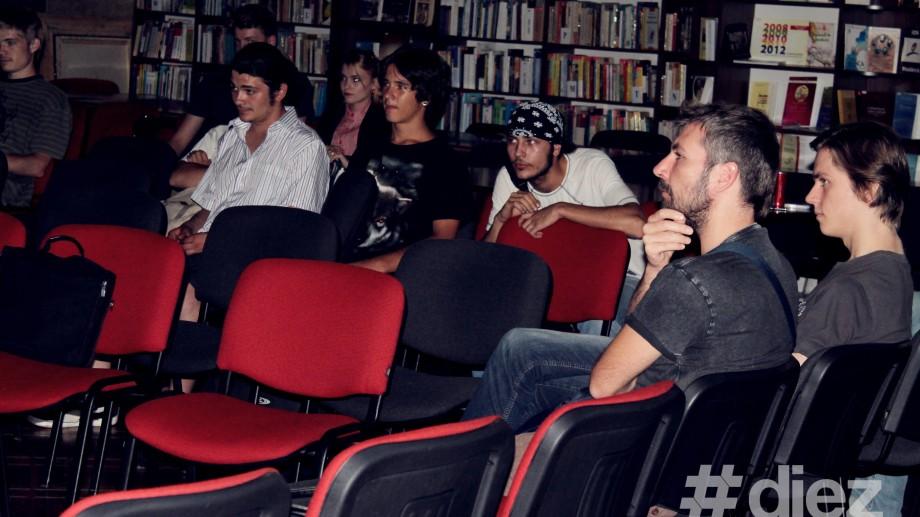 Cinemateca de la poeții desculți