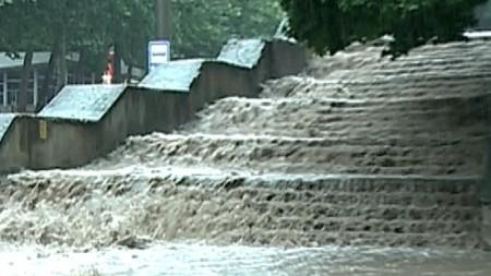 Situaţia în capitală după ploile din seara zilei de 30 iunie 2013