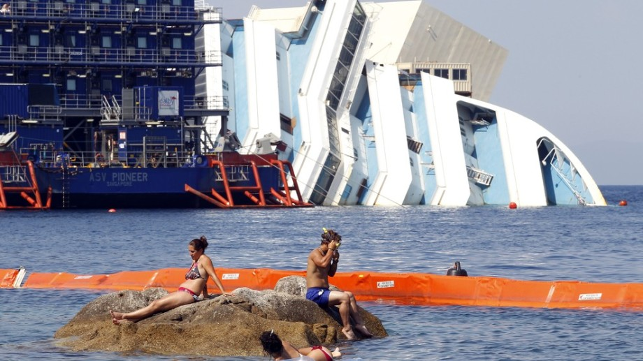 Costa Concordia: Primele persoane condamnate la închisoare