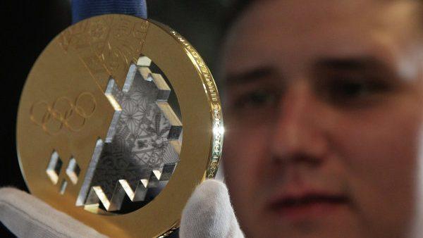 Medaliile de aur de la JO din Soci 2014 vor avea fragmente de meteorit