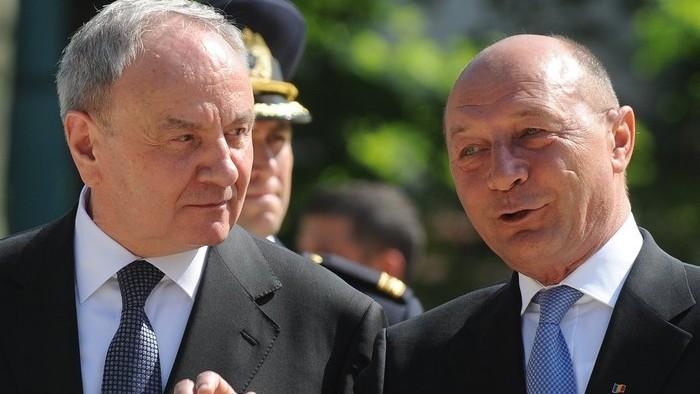 Președintele României, Traian Băsescu, vine la Chișinău pe 17 iulie