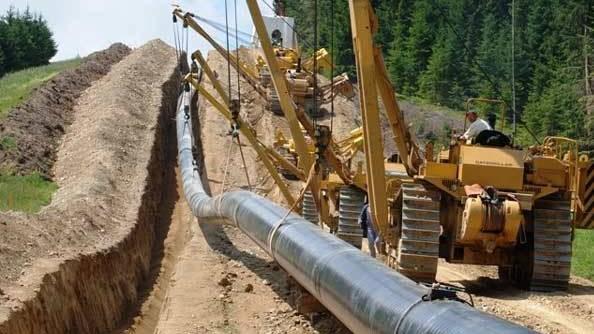 La licitația pentru gazoductul Iaşi-Ungheni participă șase companii