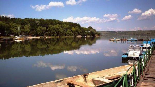 Un bărbat a murit înecat în lacul Ghidighici