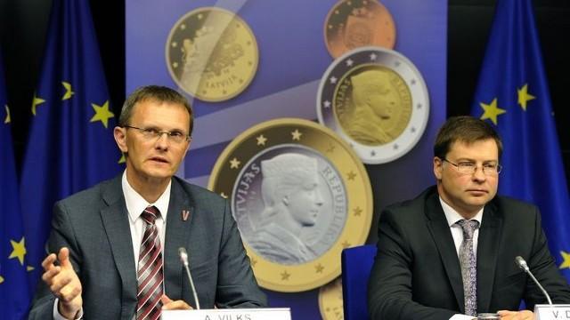 Letonia – membră a zonei euro din 2014
