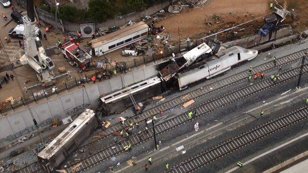 (video) Nu sunt victime cetăţeni moldoveni în accidentul feroviar din Spania