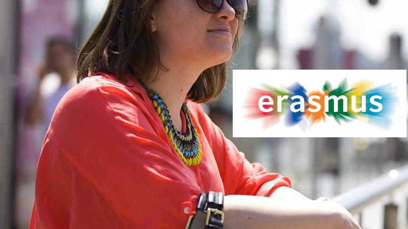 Erasmus a lăsat în urmă Oameni: Olga Roșca