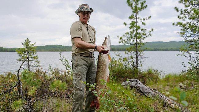Bătalia pescarilor: Putin vs Lucașenco
