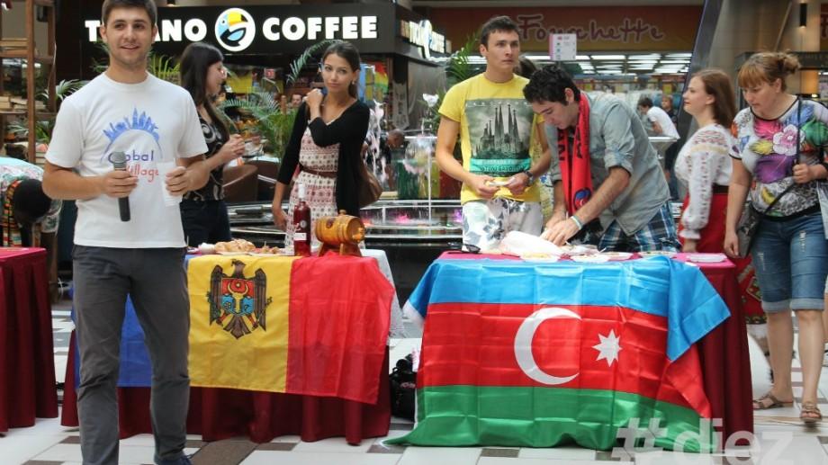 Gastronomie internațională la Global Village
