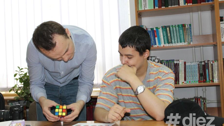 Instrucțiuni pentru învățăceii Cubulețului lui Rubik