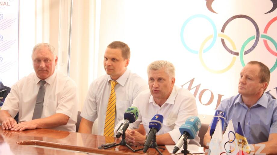 Comitetul Olimpic își felicită campionii