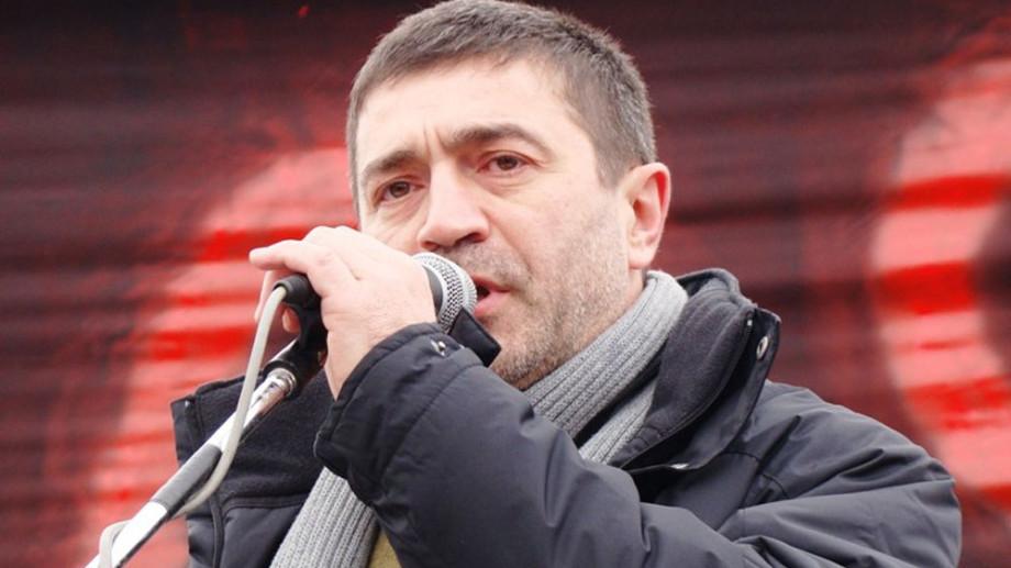 Iurie Roșca susține o lecție publică la AȘM