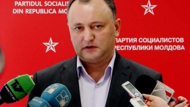 """Igor Dodon: ,,Federalizarea este unica soluție pentru soluționarea conflictului transnistrean"""""""
