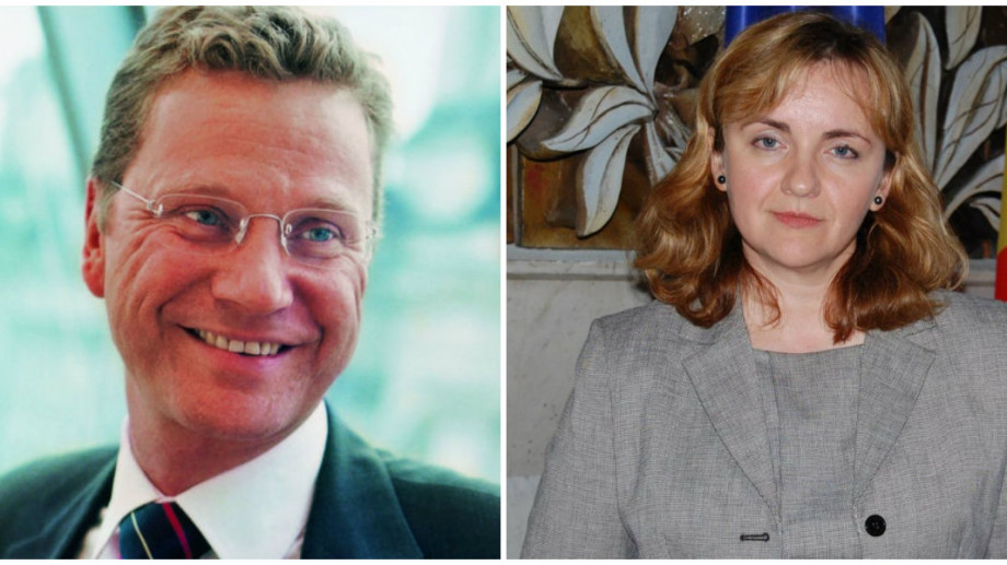 Ministrul Natalia Gherman pleacă în Germania