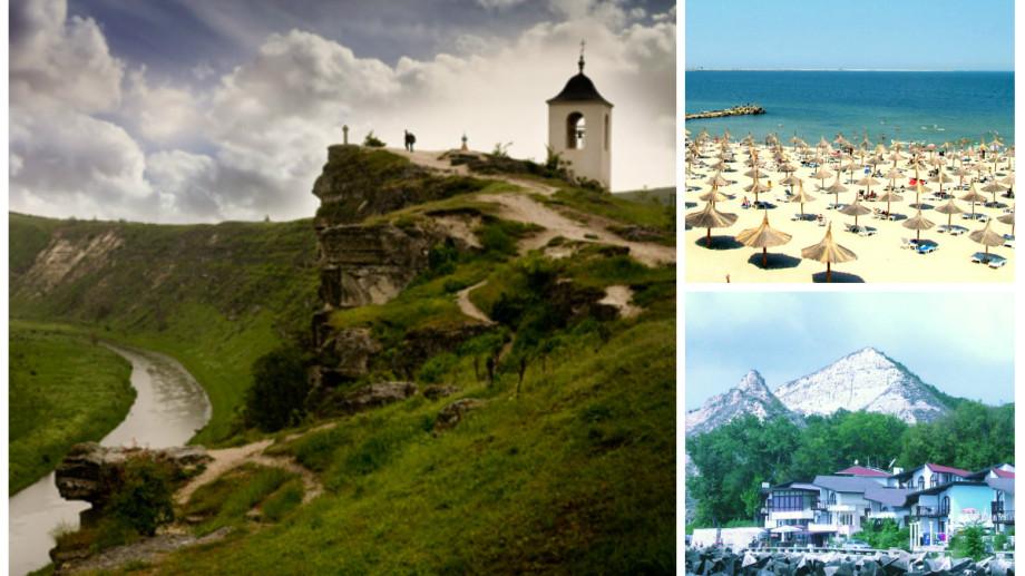 Moldova, România și Bulgaria vor oferi un circuit turistic comun