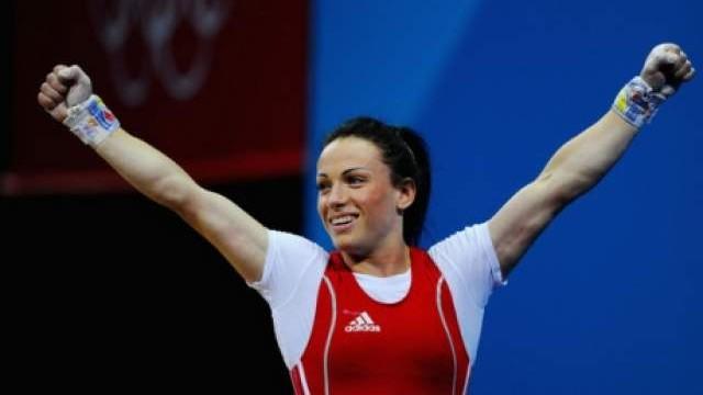 Cristina Iovu a câștigat medalia de argint pentru Azerbaidjan la Kazan