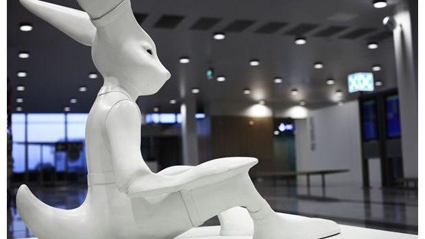 Aeroporturi în care arta e la ea acasă