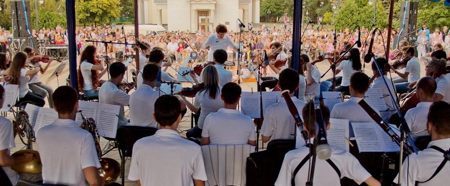 Chişinău Youth Orchestra revine la sfârşit de august
