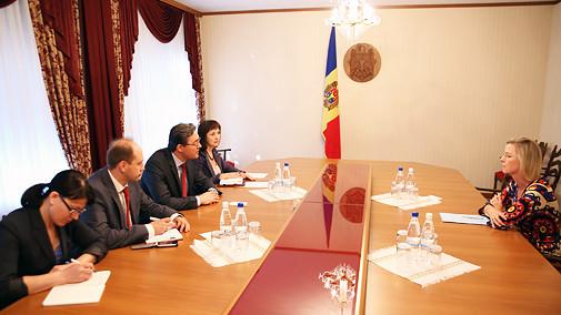 Președintele Legislativului din Suedia va veni la Chișinău
